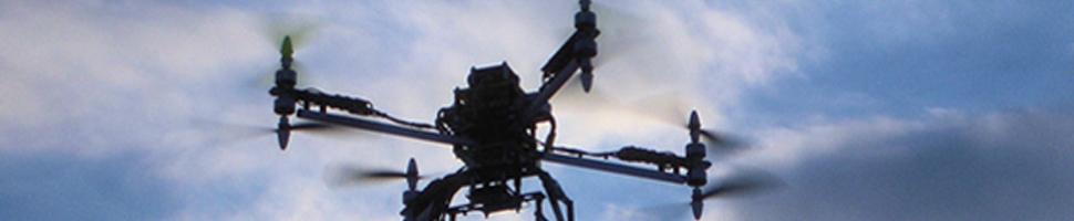 sichere Drohnenvermessung