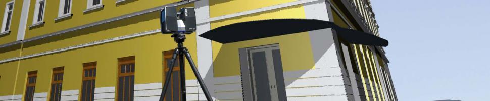 Perfekte Ausgangsdaten für Ihre Gebäudevisualisierung