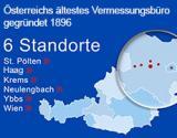 6 Standorte in NÖ und WIEN