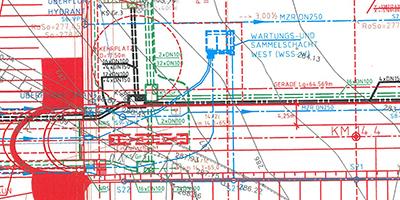 Plangrundlagen für Planung und Bau
