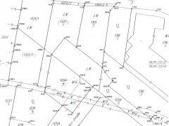 Grundstücksteilung: Eine Urkunde-