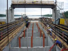 Kontrolle der Bauausführung-