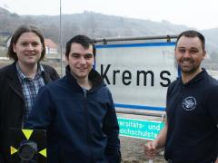 1000 Tage Vermessung Schubert in Krems-