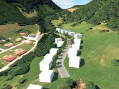 Neue Bauwerke im 3D-Modell visualisiert-