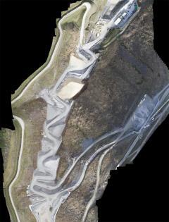 Kubaturen- und Massenberechnungen-Kubaturberechnungen mit 4cm-Vermaschungsbreite