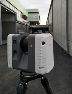 terrestrische Laserscanner:-alt bewährt, aber nicht veraltet!