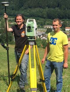Diplomingenieur/in für Vermessungswesen-