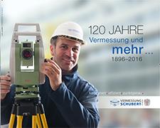 Firmenpräsentation - 120 Jahre Vermessung und mehr...